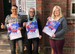 Jugend für Europa ! • SCI:Barbaraschule richtet Wahllokal ein