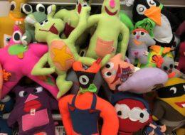 Mutmach-Puppen: Tolle Spende aus Moers