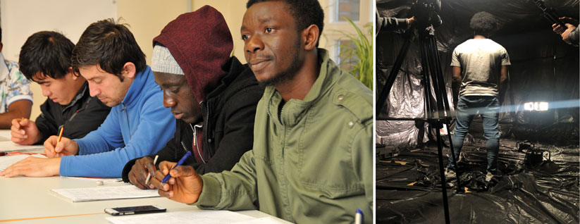 Projekt IdAAS - Gemeinsam lernen/Filmprojekt